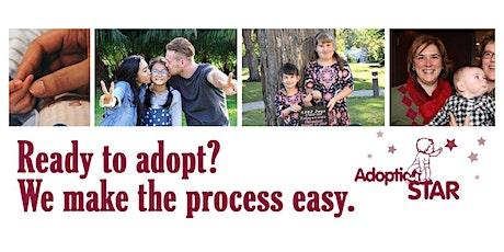 Adoption STAR Online Adoption Information Session tickets