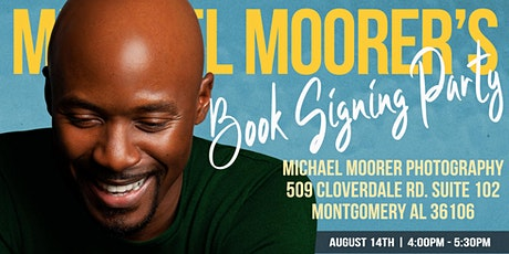Michael Moorer's Book Signing Party tickets
