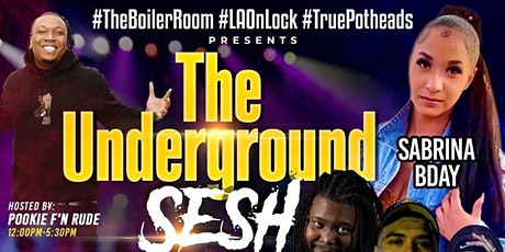 The Underground Sesh tickets