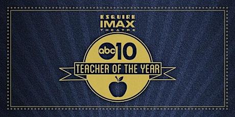 Teacher of the Year Award Ceremony 2021 tickets