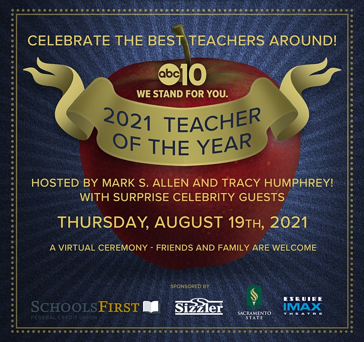 Teacher of the Year Award Ceremony 2021 image