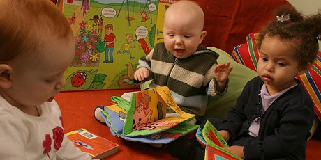 Baby Bounce and Rhyme at Burton Library tickets