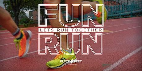 August Fun Run - The Rim tickets