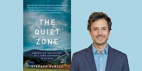 Unplug with The Quiet Zone by Stephen Kurczy! tickets