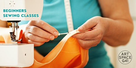 Beginners sewing tickets