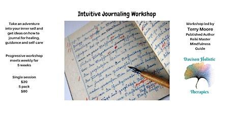 Intuitive Journaling Workshop tickets