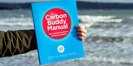 The Carbon Buddy Manual - Author Talk tickets