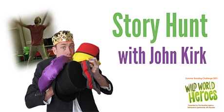 Story Hunt  with John Kirk tickets