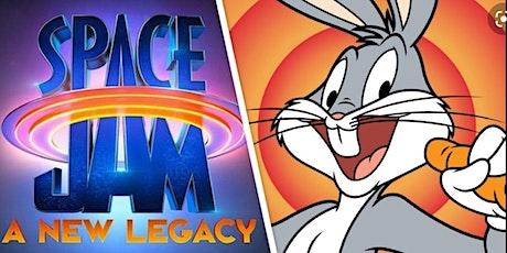 Space Jam 2 Showtime  8:35 @PridesCornerDriveInTheatre tickets