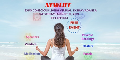 NEWLIFE FREE Virtual Expo  - August 21, 2021 tickets