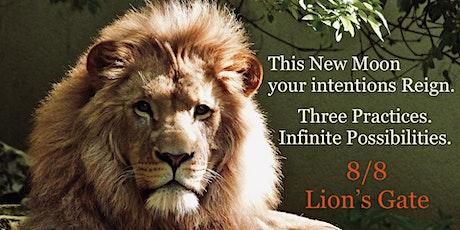 Lion's Gate Portal  ✨ Position Yourself to Receive Infinite Abundance ♾ tickets