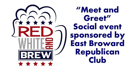 """Red, White and Brew """"Meet and Greet"""" Social Event tickets"""