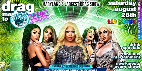 Drag Me to Nicks: The Miami Takeover (Dinner Show) tickets