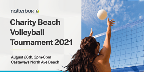 3rd Annual Natterbox Charity Beach Volleyball Tournament tickets