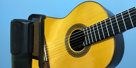 Musical Lives Guitar Open Mic tickets