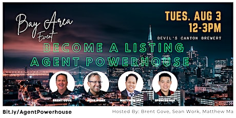 Become A Listing Agent Powerhouse tickets