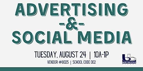 Advertising & Social Media: Standards of Practice tickets