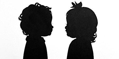 Luca- Hosting Silhouette Artist, Erik Johnson - $30 Silhouettes tickets