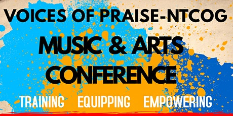 Music & Arts Conference tickets