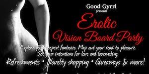 Erotic Vision Board Party