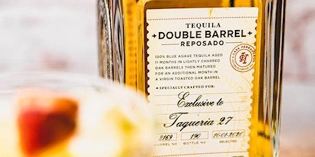 Taqueria 27 Herradura Tequila Dinner w/ Chef Todd @ T27 Holladay tickets