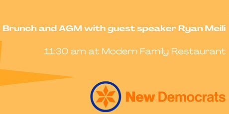 Swift Current NDP Brunch & AGM tickets