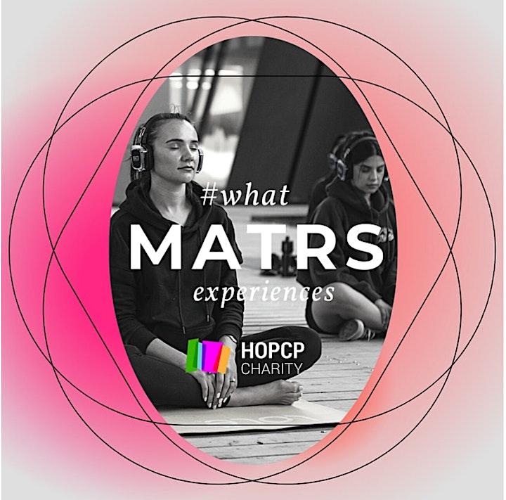 #whatMATRS: Movement + Mindfulness Experiences image