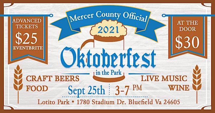 Oktoberfest in the Park 2021 image