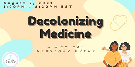 Decolonizing Medicine: Indigenous Perspectives on Gender and Health Equity tickets
