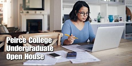 Peirce College's  Undergraduate Virtual Open House tickets