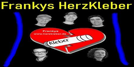 Frankys HerzKleber im Konzert - Pankow Unpgedival Open Tickets
