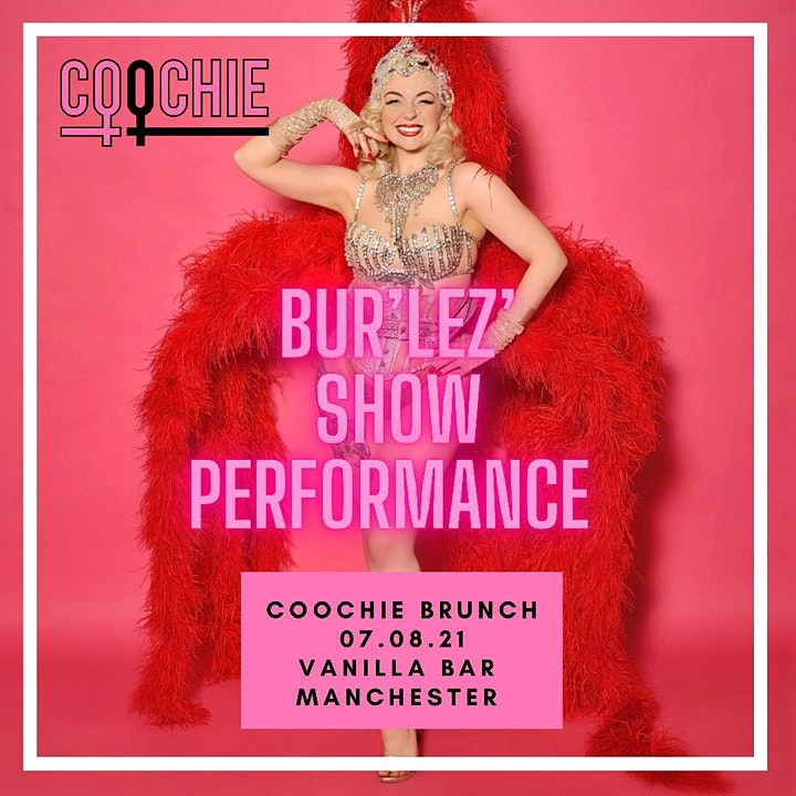 The UKs hottest WOMXN LGBTQ+ brunch with BURLEZ SHOW image