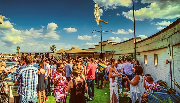 CARNIVAL SOUND SUMMER CLOSING ROOFTOP PARTY image