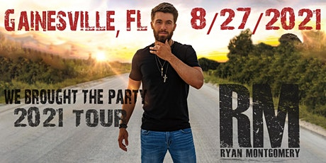 Ryan Montgomery- We Brought the Party Tour- Knockin' Boots- Gainesville, FL tickets