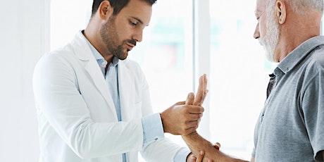 Common Hand Conditions & Care (Webinar) tickets