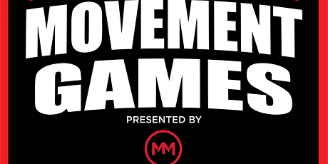 MOVEMENT GAMES 2021 tickets