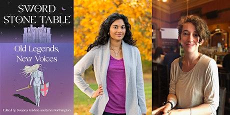 Sword Stone Table Virtual Event   Swapna Krishna and Jenn Northington tickets
