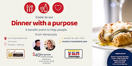 Dinner With a Purpose tickets