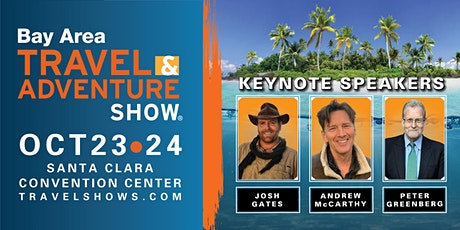 2021 Bay Area Travel & Adventure Show tickets