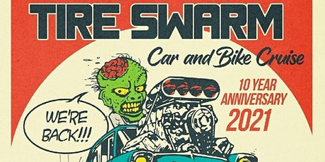 Tire Swarm Car and Bike Show with The Perks tickets