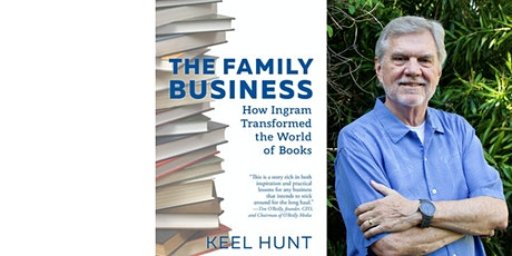 Salon@615 with Keel Hunt (in conversation with John Ingram) tickets