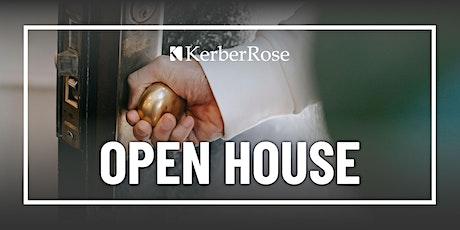 Open House for KerberRose - Rhinelander tickets
