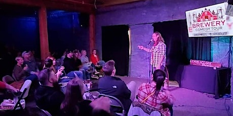 the BREWERY COMEDY TOUR at RENOVATIOS tickets