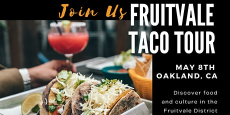 August Taco/ Fruitvale Walking Tour tickets