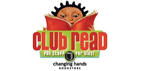 Club Read Book Club (August 2021) tickets