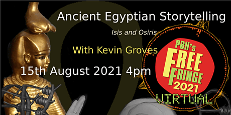 Stories Of Ancient Egypt - Isis and Osiris tickets