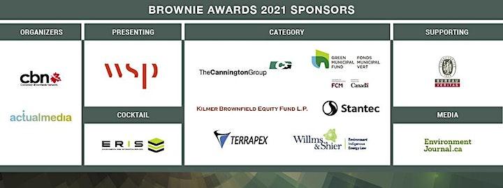 2021 Brownie Awards image
