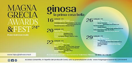 MGA & FEST Ginosa biglietti
