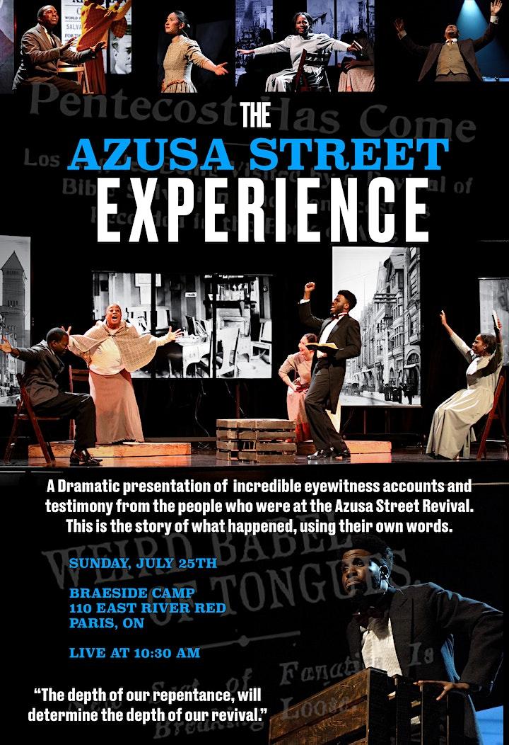 "Braeside Camp -  ""The Azuza Street Experience"" image"