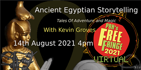 Stories Of Ancient Egypt - Adventure and Magic tickets